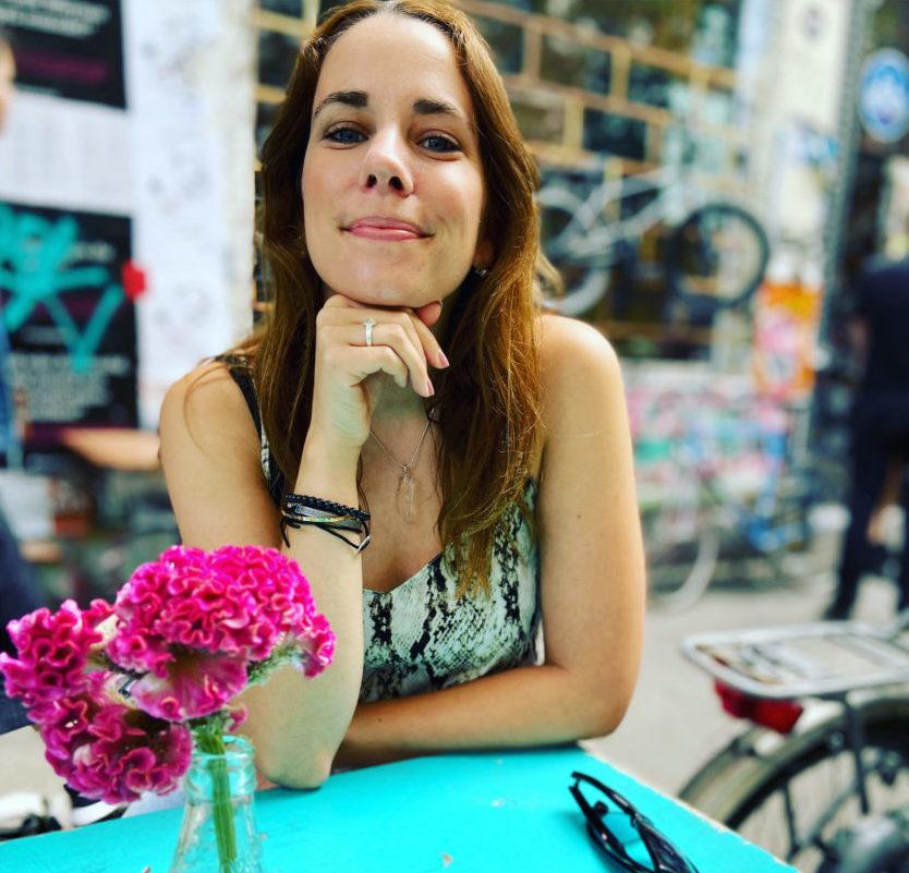 Theresa Schmidt Mentorin für Innere Arbeit Selfhealing
